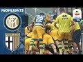 Inter 0-1 Parma | Parma Get Their First Win | Serie A