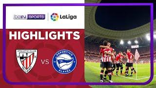 Athletic Club Bilbao 1-0 Alaves Pekan 8