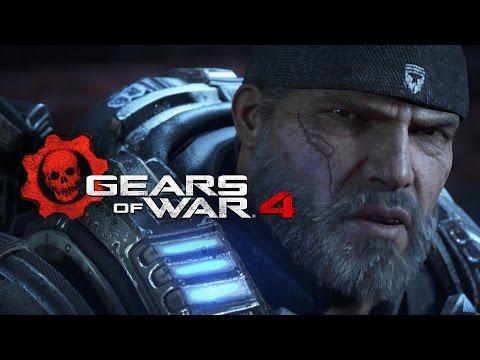 Trailer de Gears of War 4