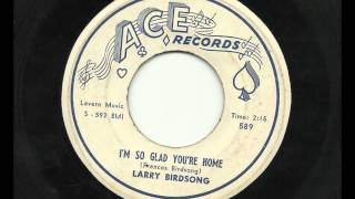 Larry Birdsong - I'm So Glad You're Home