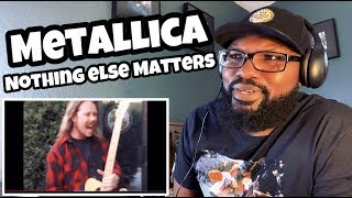 Metallica -  Nothing Else Matters | REACTION