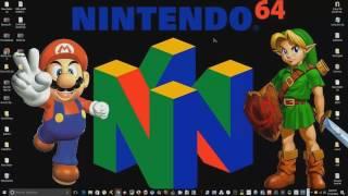 The Best Wii Nintendo 64 Emulator! (Not64 Setup!) - Самые