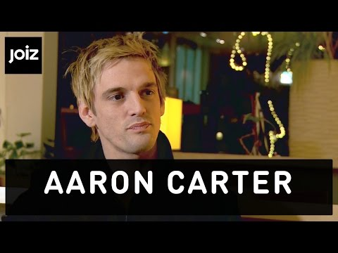 Video Aaron Carter talks openly about his pill addiction (2/5)