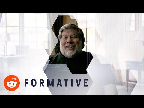 Formující momenty - Steve Wozniak
