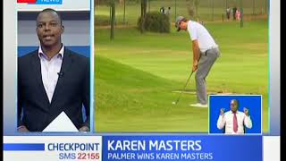 South Africans dominate Karen Masters golf tournament