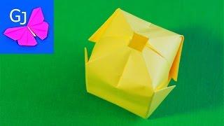 Смотреть онлайн Как сделать водяную бомбочку из бумаги