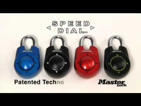 1500iD Combination Lock: Operating Instructions