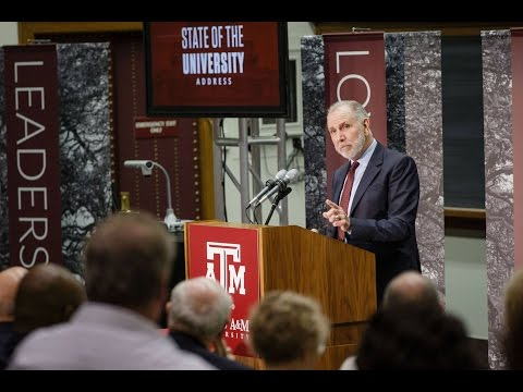 President Michael K. Young - 2016 State of the University Address