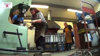 preview picture of video 'Hereford School Of Blacksmithing'