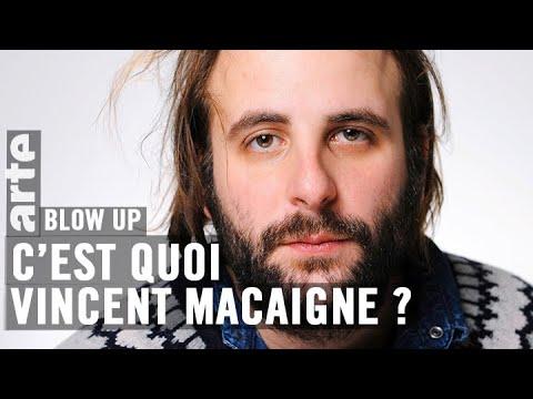 C'est quoi Vincent Macaigne ? - Blow Up - ARTE