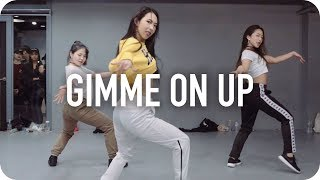 Gimme On Up - Ariana Grande ft. Nicki Minaj / Mina Myoung Choreography