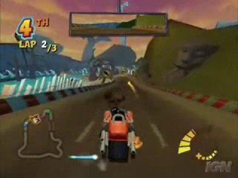 Rascal Racers PSP