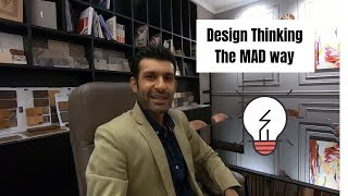 ARCHITECTURE-INTERIOR DESIGN THINKING & PROCESS |THE M.A.D. WAY|