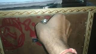 How to open Drawer without key. pick lock without a key. How to pick a Lock.drawer pick without key