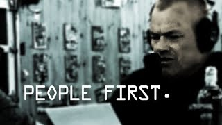 Leaders Have To Put Their People First - Jocko Willink