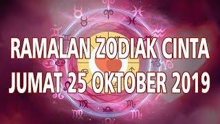 Ramalan Zodiak Cinta Jumat 25 Oktober 2019