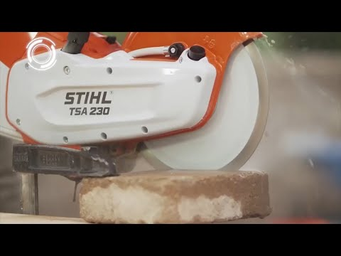 Stihl TSA 230 in Calmar, Iowa - Video 4