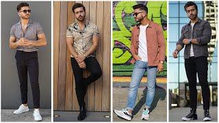 4 EASY SUMMER OUTFITS FOR MEN | Summer Lookbook 2020 | Alex Costa
