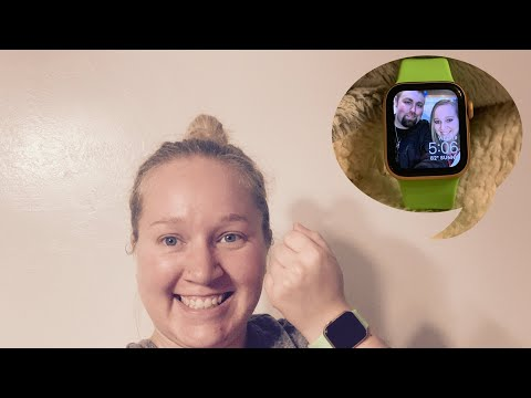What's on my Apple Watch