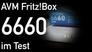 Erste Fritzbox mit Wifi 6 u. 2.5GbE - AVM Fritz!Box 6660 im Test