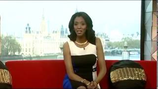 BBC Rendezvous with Zeinab Badawi, featuring Kandeh K. Yumkella, Charles Holliday and Cherie Blair