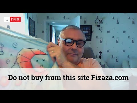 Do not buy from this site Fizaza.com