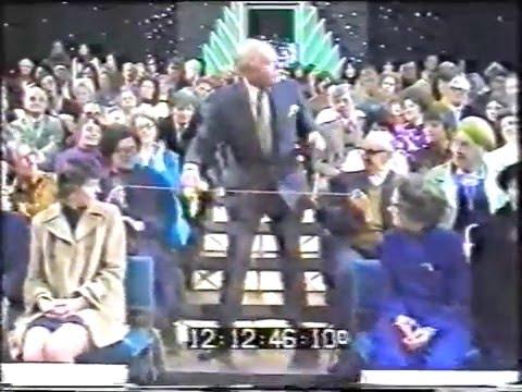 Finn Jon on David Nixon show 1973