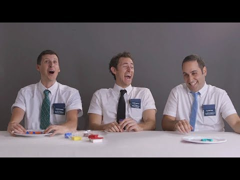 We found three Mormon Missionaries who had never used any drugs and gave them an opportunity to try LSD. Then we had some fun and asked them deep ...