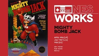 Mighty Bomb Jack & Solomon's Key retrospective: Tecmo's inception | NES Works #042