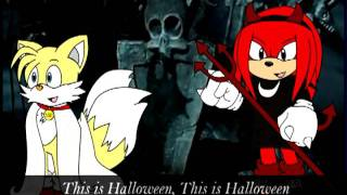 01 This Is Halloween - Sonic's Nightmare Before Christmas