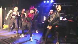 MULTIHOP.TV - OSAKA,JAPAN feat. HIP-HOP DANCERS @ CLUB JOULE