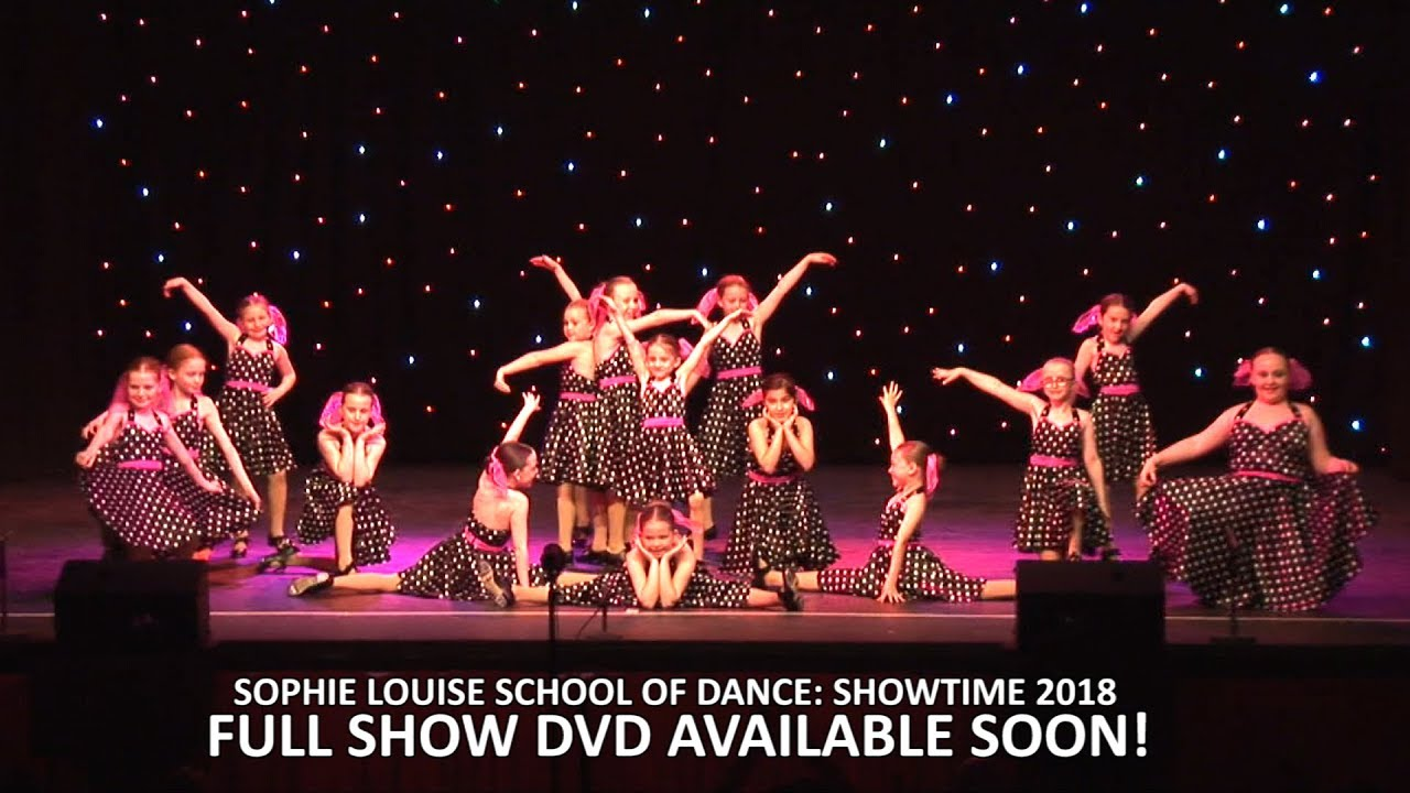 Sophie Louise School of Dance. Showtime 2018. Teaser Video #2
