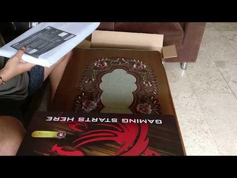 Unboxing MSI GL62 6QE. Terbaik dibawah 10juta? ( BAHASA INDONESIA)