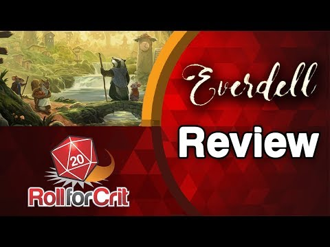 Everdell Review | Roll For Crit