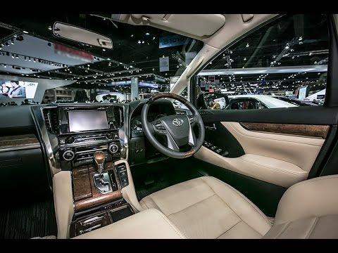 2015 New Toyota Alphard