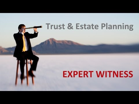 Tucker Cheadle - Trust and Estate Planning Expert Witness