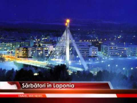 Sarbatori in Laponia