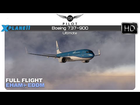 X-plane 11: Zibo 737 Ultimate | Atlanta Takeoff - смотреть