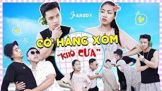 """[Nhạc Chế] Cô Hàng Xóm """"Khó Cưa"""" - Kiều Trang - Việt Hoàng - Hi Couple Parody"""
