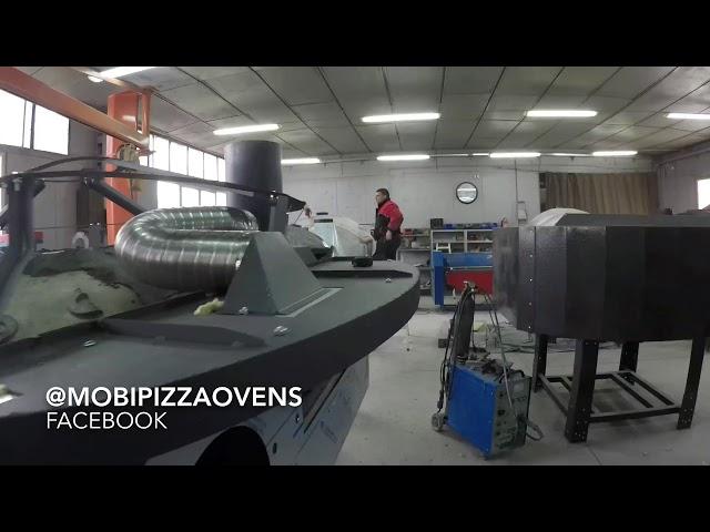 Professional ovens