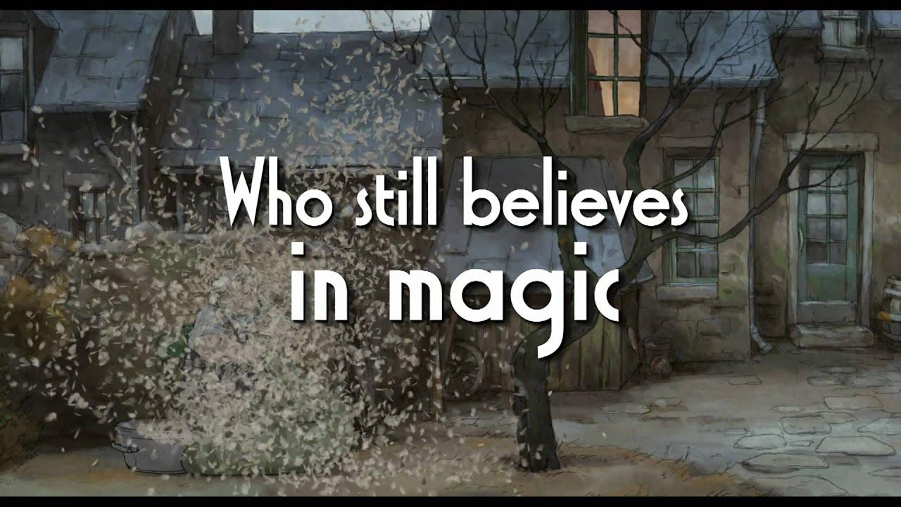 Trailer för Illusionisten