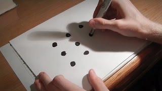 9 Dots Puzzle Solution