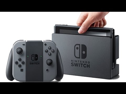 How To Set Up Your Nintendo Switch!