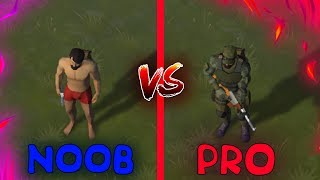 Last Day on Earth: PRO VS NOOB