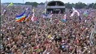 Feeder - Come Back Around, Waiting For Changes & We Can't Rewind live at Glastonbury 2003