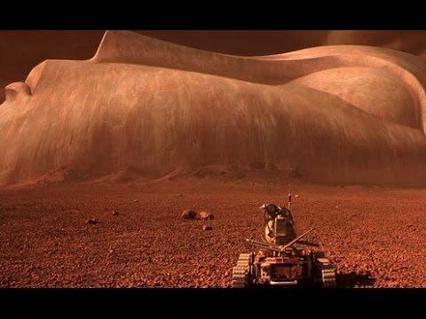 Jeff Rense & Jim Marrs – Bizarre Mars Anomalies