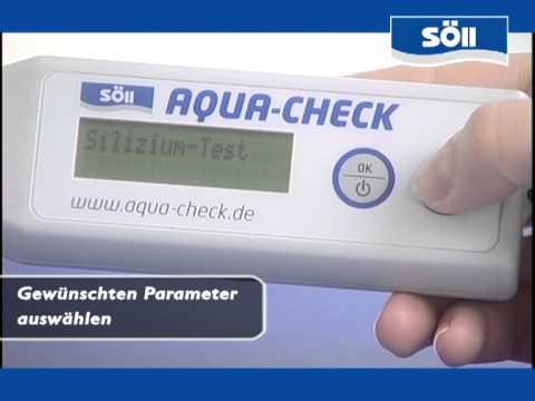Aqua-Check-Video bei Youtube