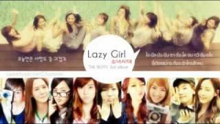 [Thai Lyrics/Trans] SNSD - Lazy Girl