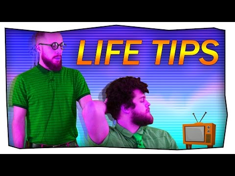 LIFE TIPS THAT WILL SAVE YOUR LIFE! (An  office antics life hack)