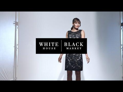 White House Black Market Commercial for White House Black Market The Iconic Black Dress (2014) (Television Commercial)
